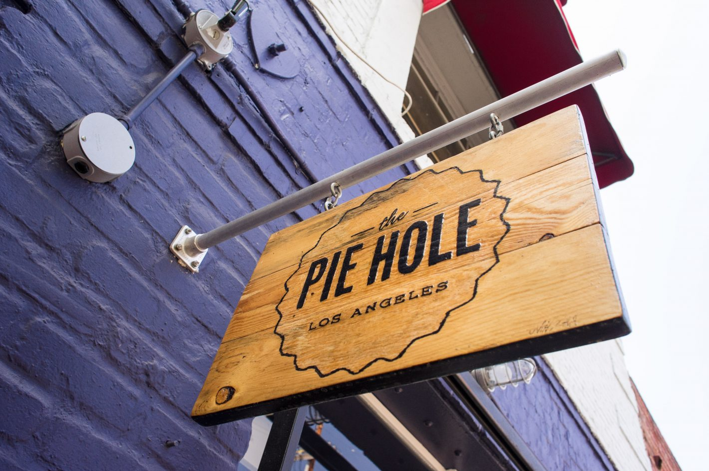 The Pie Hole L.A.上陸イメージ①